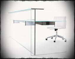 ikea glass office desk. Fine Desk Ergonomic Glass Office Desks For Sale Italian Transparent Reception Home Uk  Cozy Desk Ikea Design Modern And