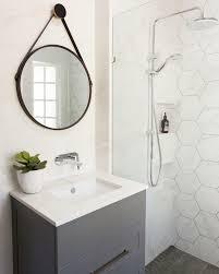 bathroom 45 inspirational hexagon tiles ideas tile