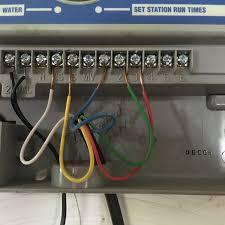 rain bird rain sensor, only one wire support rachio community