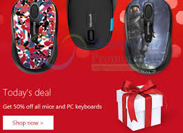 Microsoft Store Sg 50 Off All Mouse Keyboards 48hr Promo 7 8