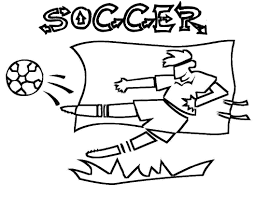 26 Free Printable Soccer Coloring Pages World Fifa Team