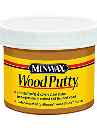 Minwax Putty Color Chart Minwax 13618000 Wood Putty 3 75 Ounce Ebony