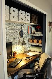 diy closet office. DIY Closet Office Diy