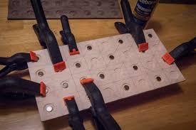 Wooden Othello Board Game Custom Hardwood Stainless Othello Chess Board IndustriumVita 90