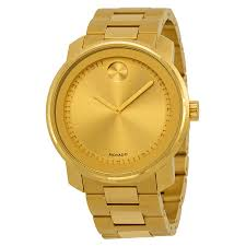 movado bold watches jomashop movado bold champagne dial gold tone men s watch