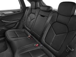 2018 porsche macan interior. contemporary interior 2018 porsche macan base price s awd pricing backseat interior to porsche macan