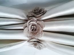 how to tie back curtain