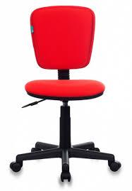 <b>Кресло Бюрократ CH</b>-<b>204NX</b> красное <b>26-22</b> - Детские <b>кресла</b> ...