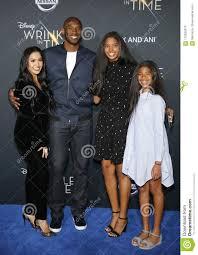 Kobe Bryant, Vanessa Bryant, Gianna Maria Onore Bryant And ...