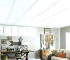 ceiling tile alternatives drop tiles tin look image of