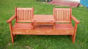 patio storage bench plans home design lover choosing the best