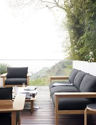 Design Within Reach Outdoor Furniture Terassi Lounge Chair And Ottoman By Studio Tolvanen For