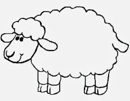 Small Picture Coloring Pages Sheep To Print Pdf For Kids Printable Preschool