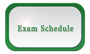 Final Exam Schedule For Semester 20153 | International University for  Science & Technology