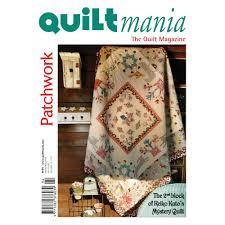 Quiltmania magazine issue 94 & Quiltmania 94 ... Adamdwight.com