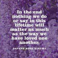 Love One Another Quotes Interesting Quote About Loving Others Daphne Rose Kingma Quotes Pinterest
