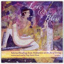 love and bliss inspirational poetry with yogi amrit desai