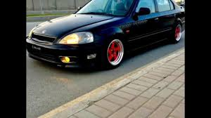 honda civic 2000 modified. Beautiful Modified Modified 2000 Honda Civic From Peshawar Pakistan Viral Inside Honda Civic Modified D