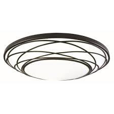 kitchen lighting portfolio w black integrated led deco flush mount kitchen lighting dining room