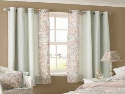 Short Curtains For Bedroom Bedroom Window Treatments Small Windows The Better Bedrooms