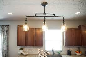 diy industrial pipe pendant light