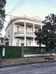 the walter grinnon robinson house in nola s garden district