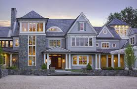 Aberdeen Creek Picture Perfect Combination Of Shingle Style