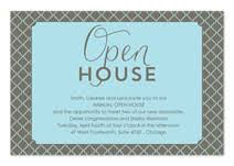 Invitation To Open House Open House Invitations For Corporations By Invitationconsultants Com