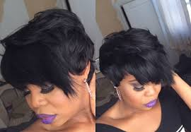 Short Weave Hair Style diy easy quick weave cut and style short weave youtube 7484 by wearticles.com