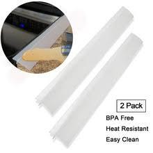 <b>Набор из 2 кухонных</b> силиконовых плит, крышка зазора ...