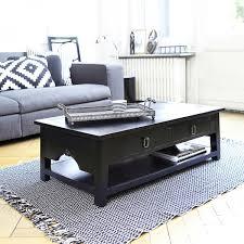 Black Coffee Tables Ori Thaki Black Mahogany Coffee Table 100x60 1760jpg