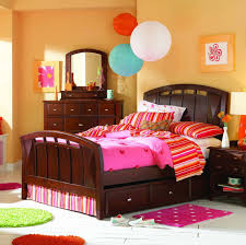 Decorations:Fun Colorful Kids Bedroom Painting Decor With Track Lighting  Idea Colorful Bedroom Decoration With