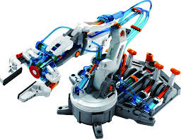 OWI Hydraulic Arm Edge Kit 9 Must-Have Robot Toys for Kids According to