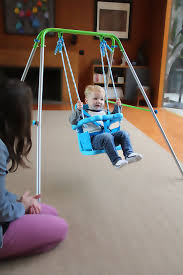 Amazon.com: Sportspower My First Toddler Swing: Toys & Games