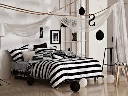black and white comforter sets fl pattern bedding set with black shades table lamp comforter bedding sets tufted pillowcase combined