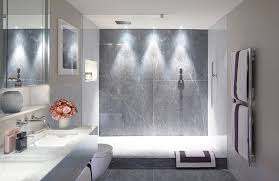 Wonderful Modern Bathroom Shower Design This Idea Lightfeature L Inside Perfect Ideas