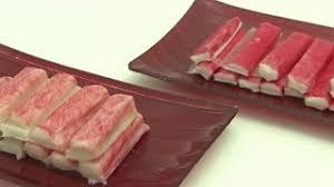 Программа Контрольная закупка проверяет охлажденное крабовое мясо Программа Контрольная закупка проверяет охлажденное крабовое мясо