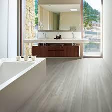 wood tile flooring in bathroom. Simple Wood Image Of Grey Tile Flooring That Looks Like Wood And In Bathroom