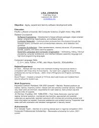 Resume For Cashier Job Objective For Cashier Resume Sevte 73