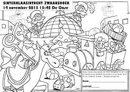 25 Nieuw Kleurplaat Sinterklaas Op School Mandala Kleurplaat Voor