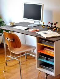 diy office desk. build desk itself 22 exceptional diy office tables diy