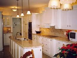 White Kitchens With Granite Countertops Kitchen Cabinets And Countertops Designs Outofhome