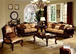 Traditional Living Room Furniture Sets Traditional Living Room Leather Traditional Living Room Set With