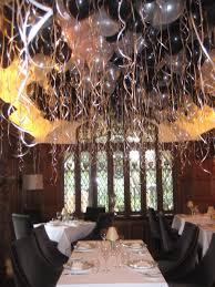 ceiling flood helium balloons