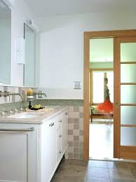 5 panel door with frosted glass 5 panel frosted glass interior door 5 panel bathroom pocket