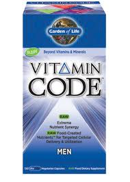 garden of life vitamin code men. Vitamin Code? Men\u0027s Formula Garden Of Life Code Men E