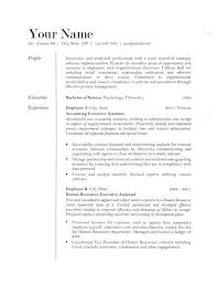 Office Management Resume Office Assistant Resume
