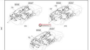 2005 mazda 6 alternator system wiring diagram wiring diagram mazda 6 gg 2002 2007 wiring diagrams auto repair manual