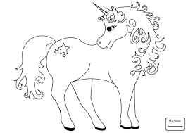 Chibi Unicorn Coloring Pages Free Coloring Library Con Disegni Da