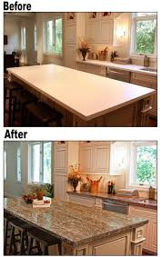 how to paint laminate kitchen countertops kitchen concepts of can you refinish formica countertops